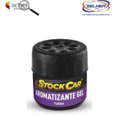 STOCK CAR AROMATIZANTE GEL TURBO